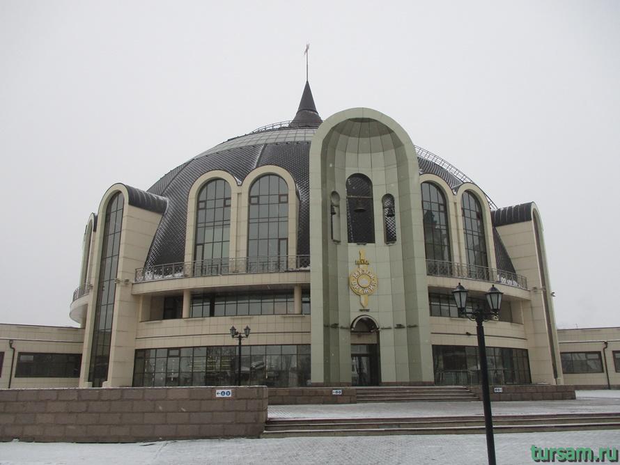 Музей оружия в Туле-1