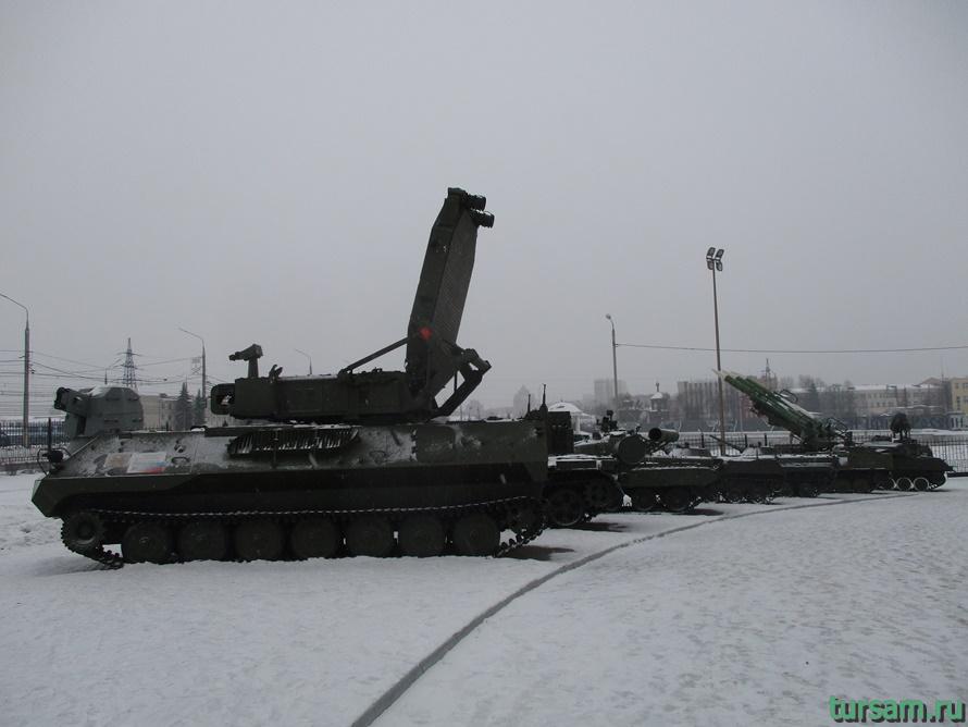 Музей оружия в Туле-2