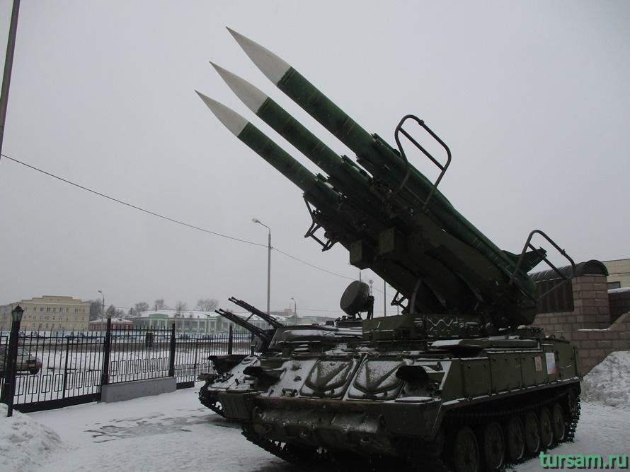 Музей оружия в Туле-4