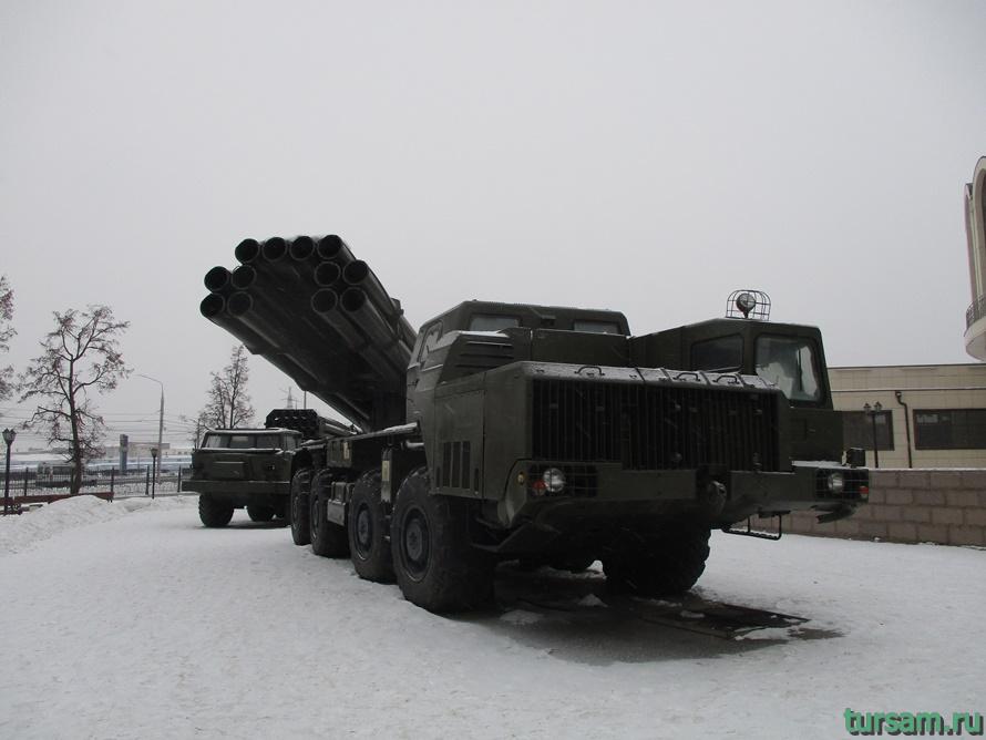 Музей оружия в Туле-5
