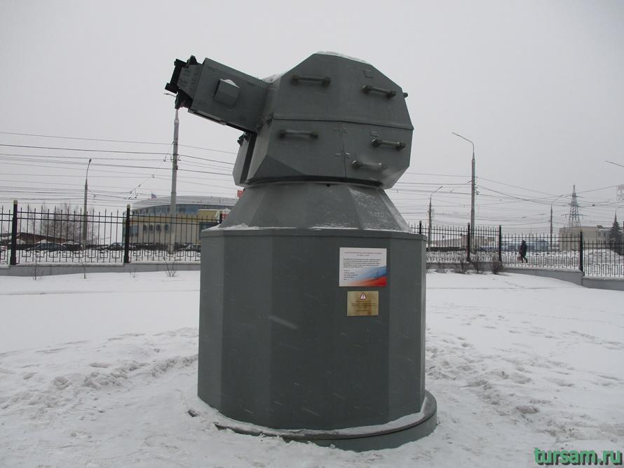 Музей оружия в Туле-6