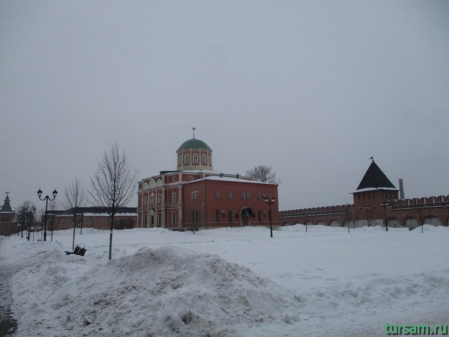 Музей Тульский кремль-3
