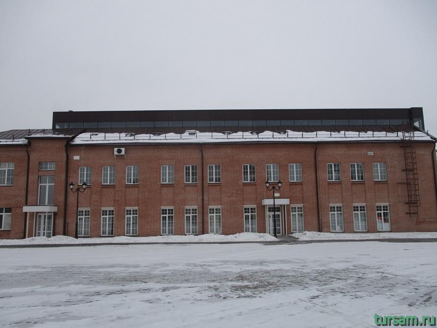 Музей Тульский кремль-6