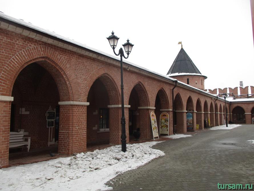 Музей Тульский кремль-7