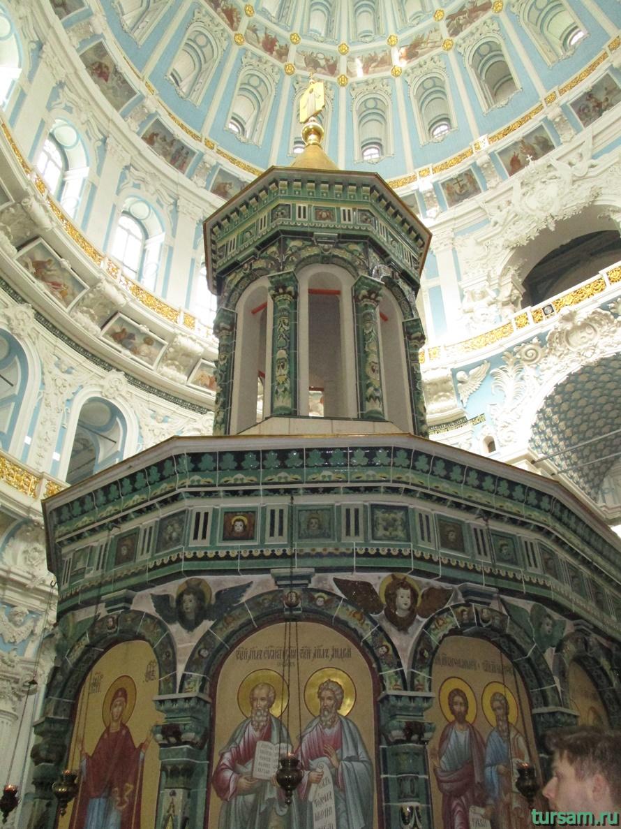 Новоиерусалимский монастырь в Истре-4