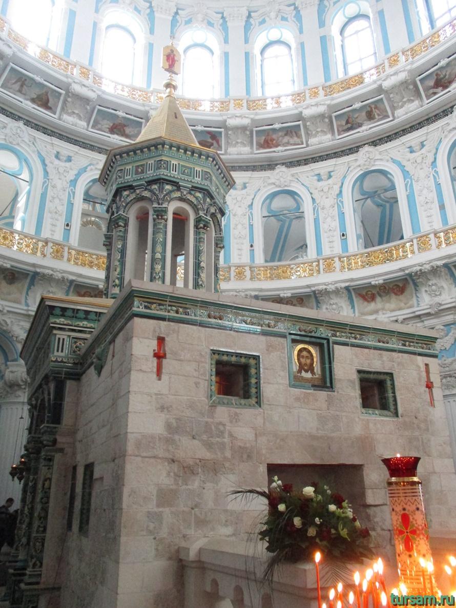 Новоиерусалимский монастырь в Истре-5