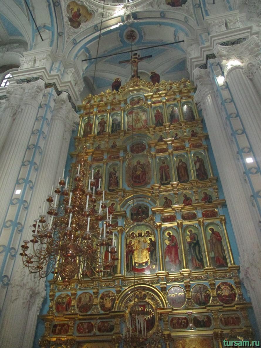 Новоиерусалимский монастырь в Истре-6