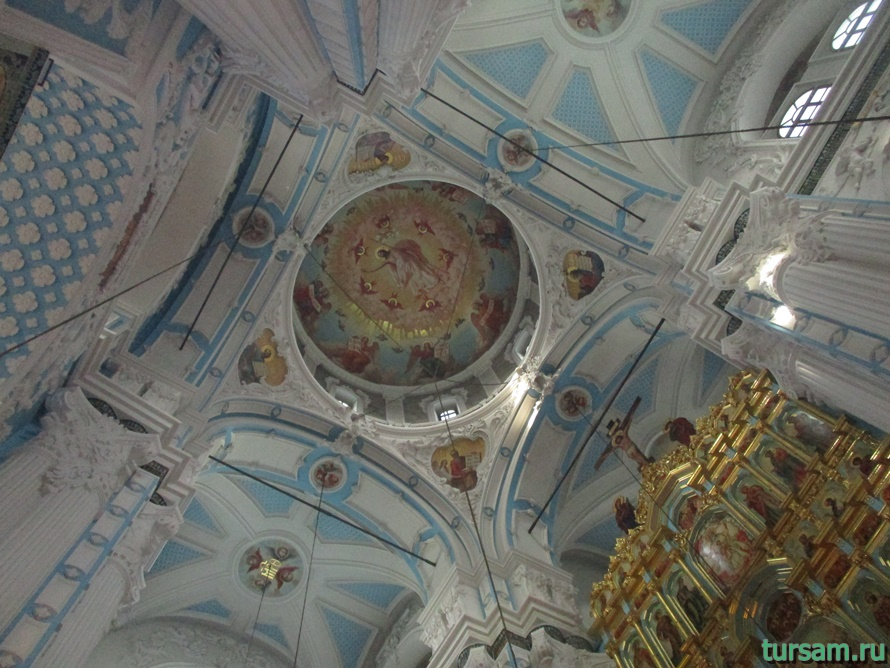Новоиерусалимский монастырь в Истре-7