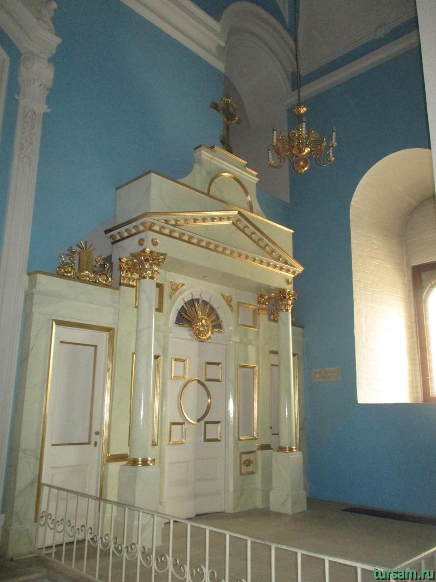 Новоиерусалимский монастырь в Истре-8