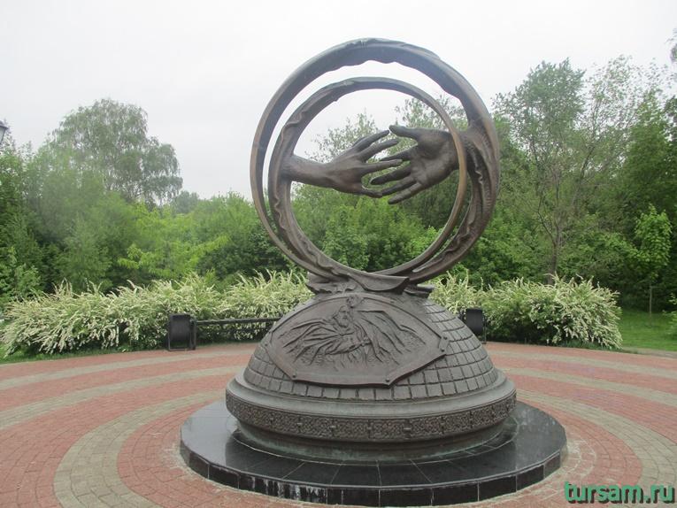 Памятник Любви, Семьи и Верности