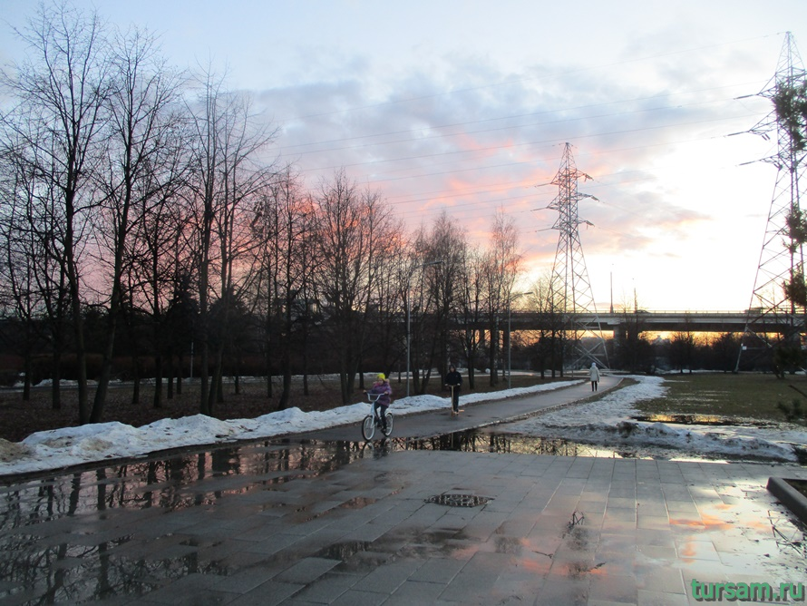 Парк 850 летия Москвы-3