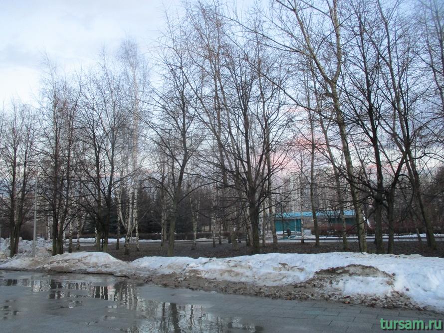 Парк 850 летия Москвы-4
