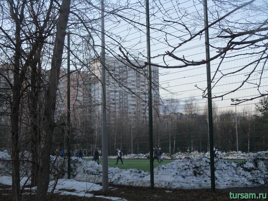 Парк 850 летия Москвы-5