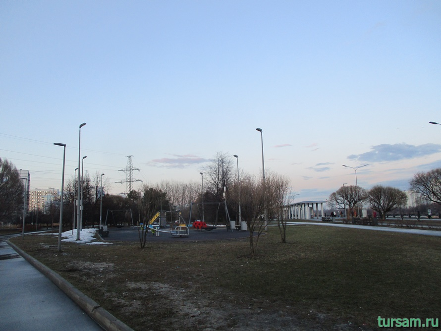 Парк 850 летия Москвы-7