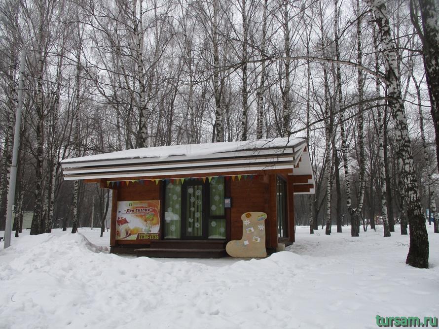 Парк Белоусова в Туле-21