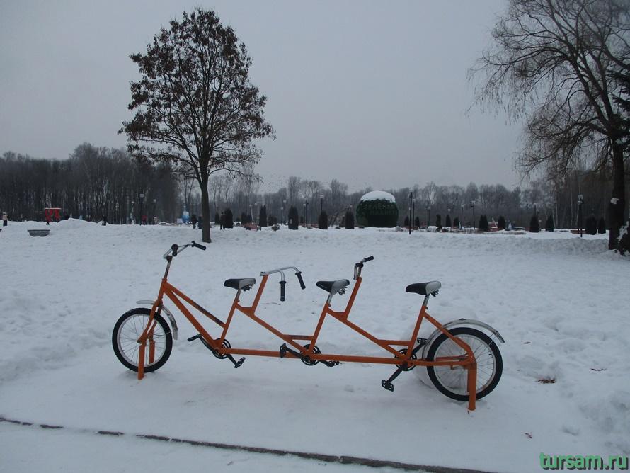 Парк Белоусова в Туле-25