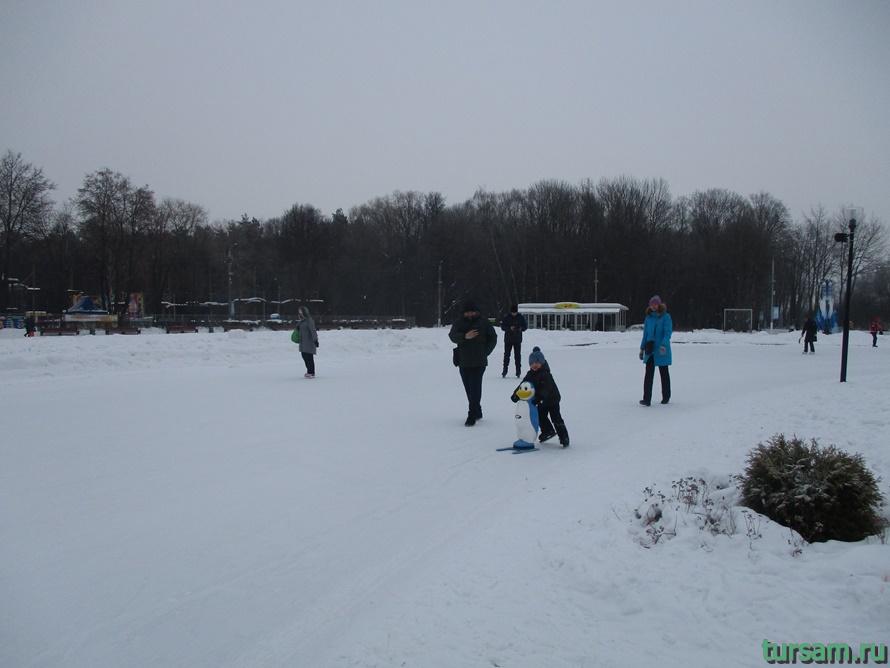 Парк Белоусова в Туле-41