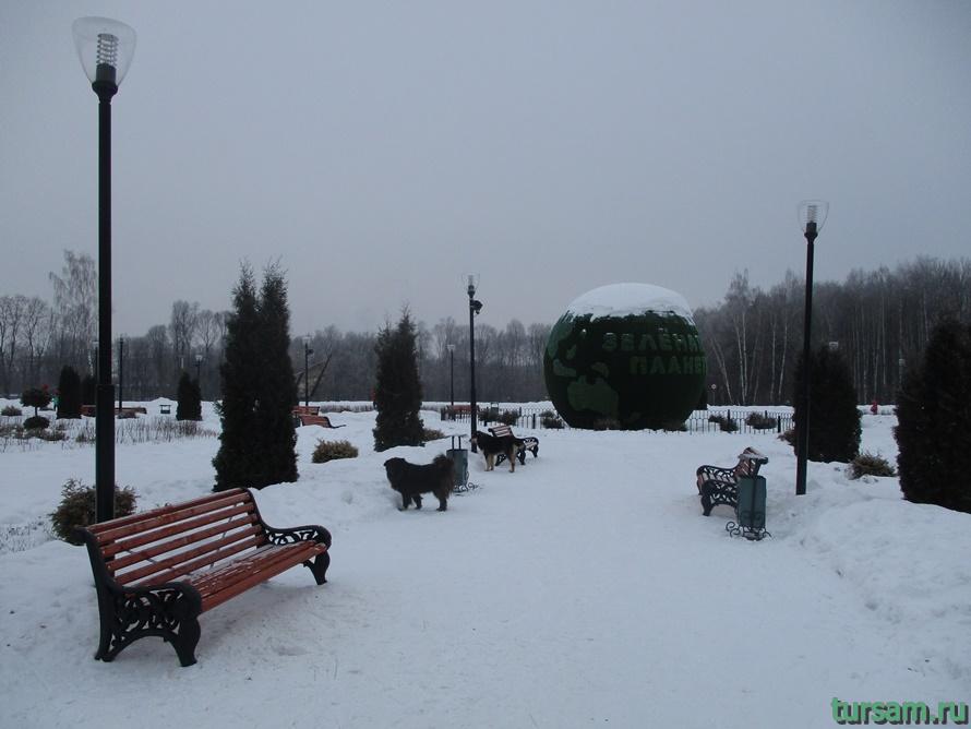 Парк Белоусова в Туле-42