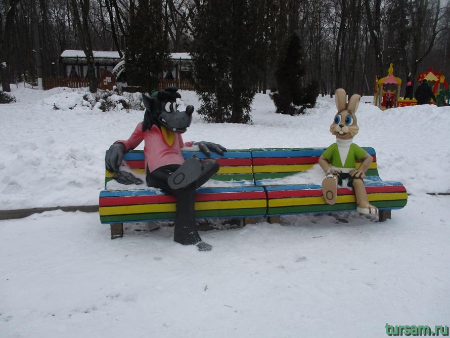 Парк Белоусова в Туле-47