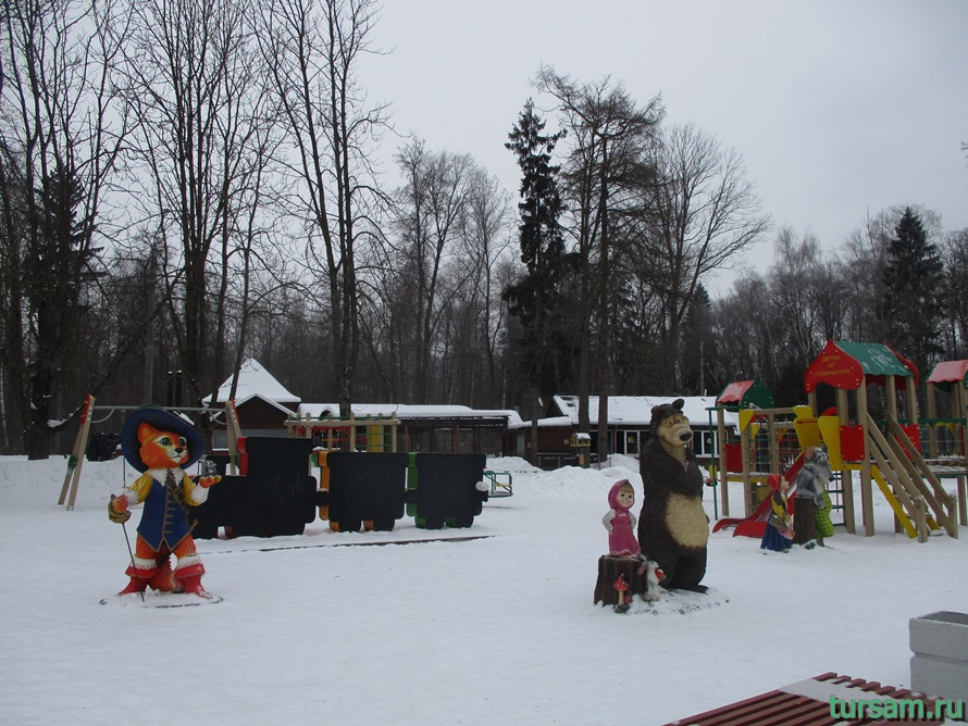 Парк Белоусова в Туле-48