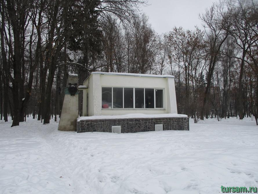Парк Белоусова в Туле-50