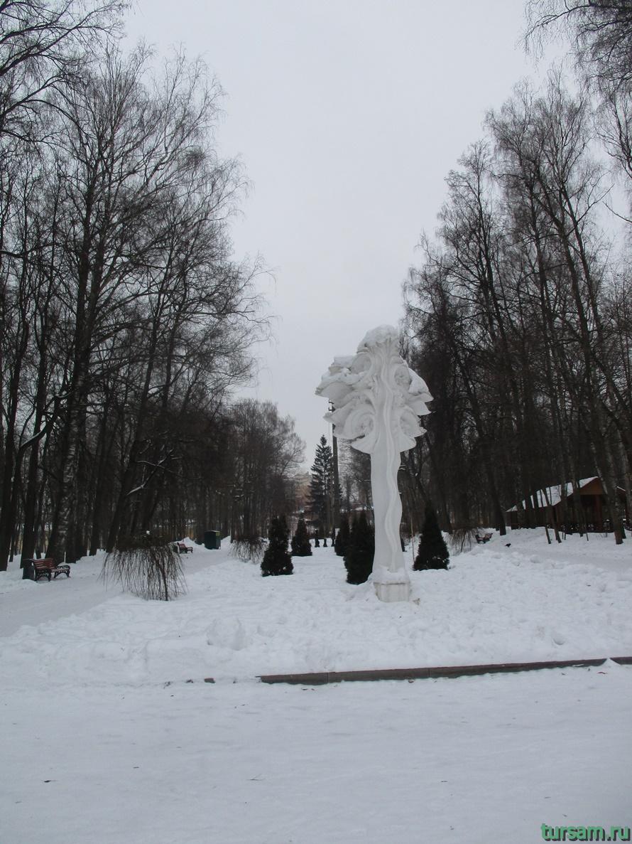 Парк Белоусова в Туле-53