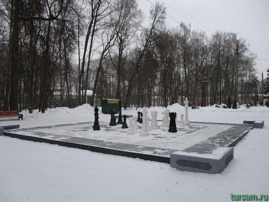 Парк Белоусова в Туле-54