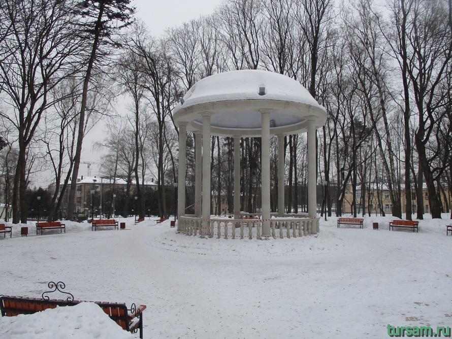 Парк Белоусова в Туле-57