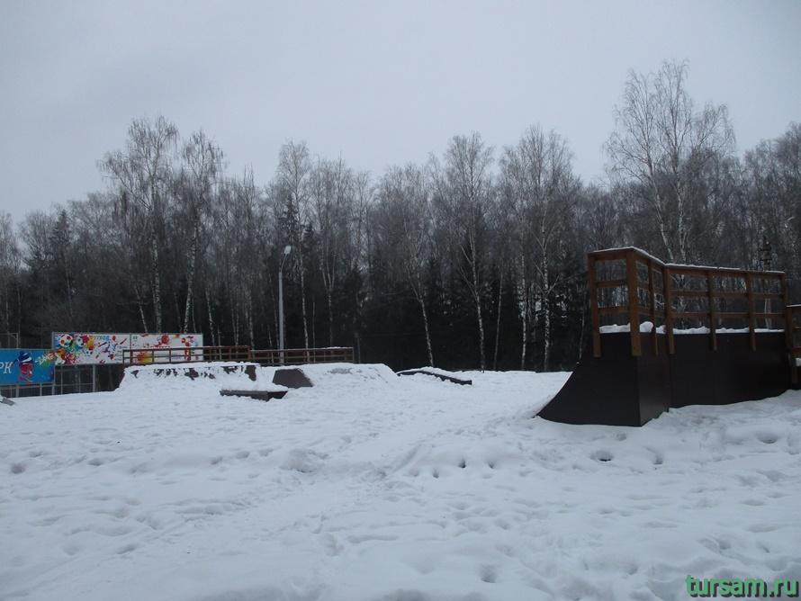Парк Белоусова в Туле-8