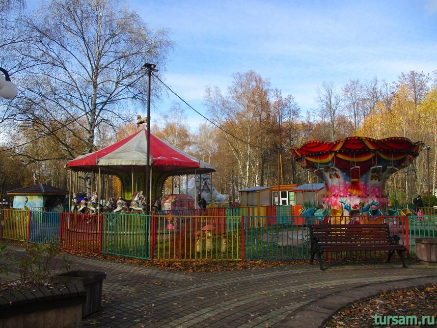 Парк Березовая роща в Дмитрове-18