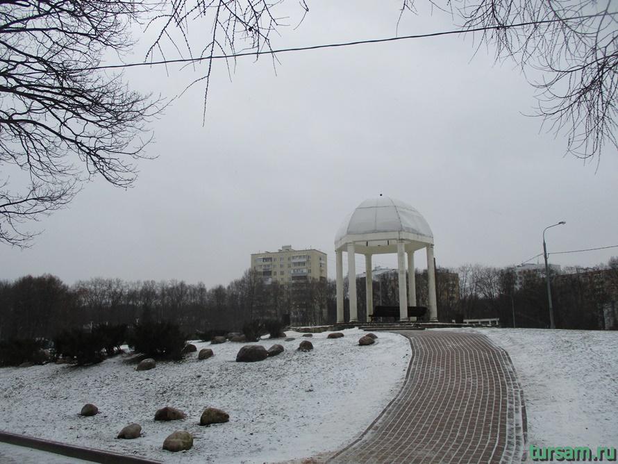 Парк Дубки в Москве-5