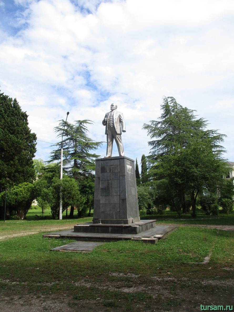 Парк Гуда и Ута в Абхазии-3