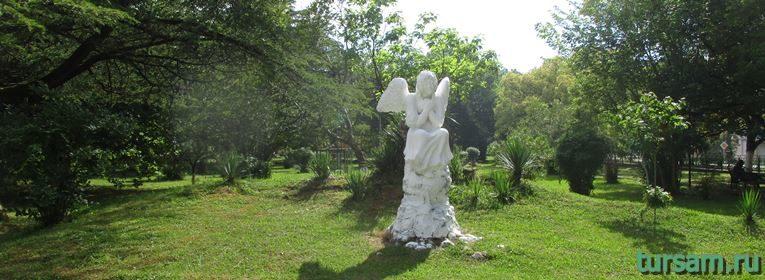 Парк Гуда и Ута в Абхазии