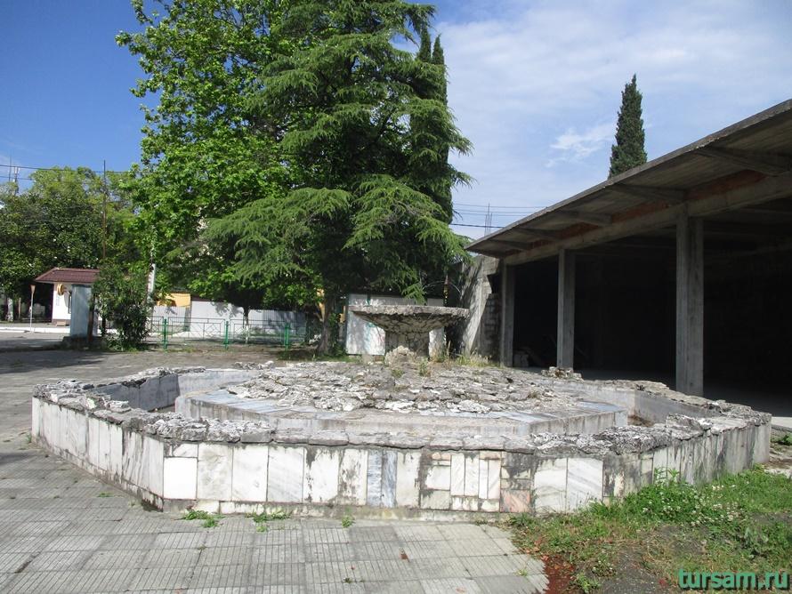 Парк Гуда и Ута в Абхазии-8