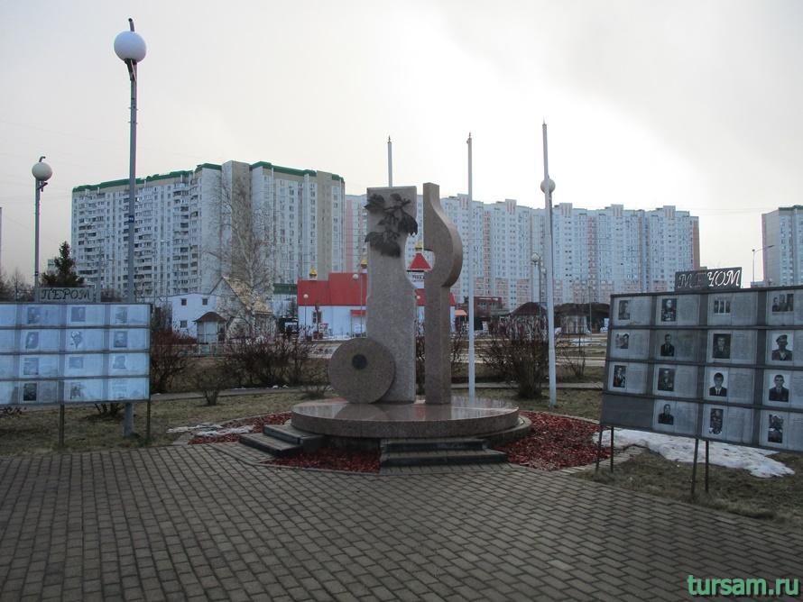 Парк имени Артема Боровика в Москве-13