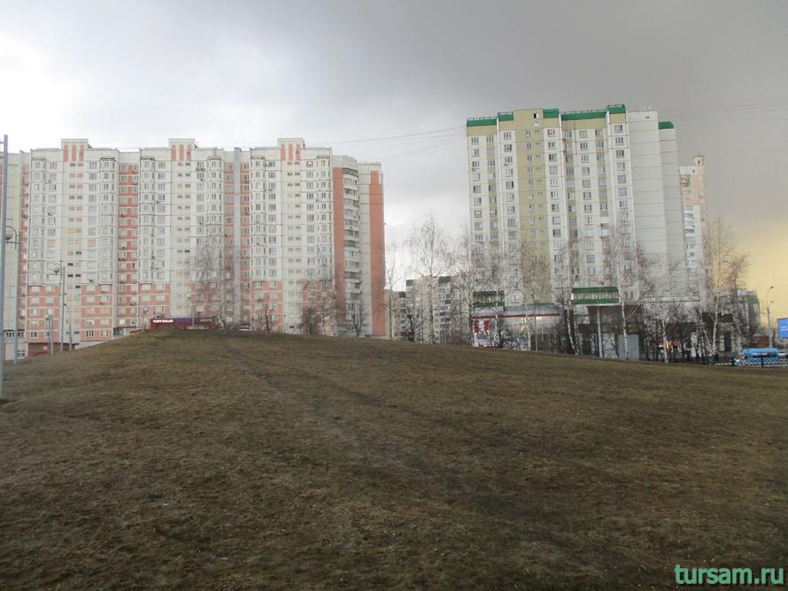 Парк имени Артема Боровика в Москве-2