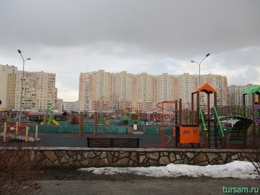 Парк имени Артема Боровика в Москве-7