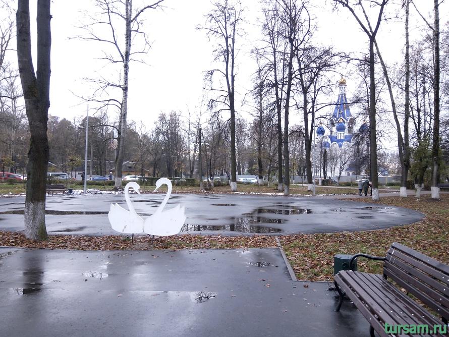 Парк Костино в Королеве-1