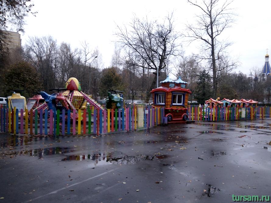 Парк Костино в Королеве-10