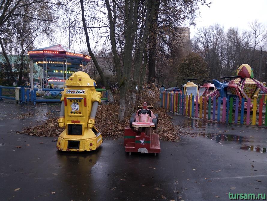 Парк Костино в Королеве-11