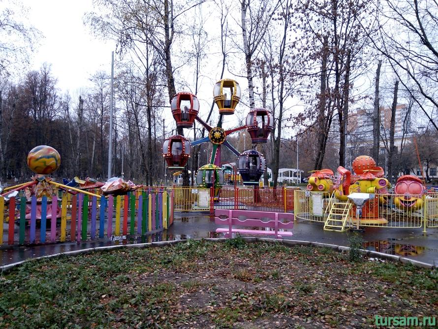Парк Костино в Королеве-13