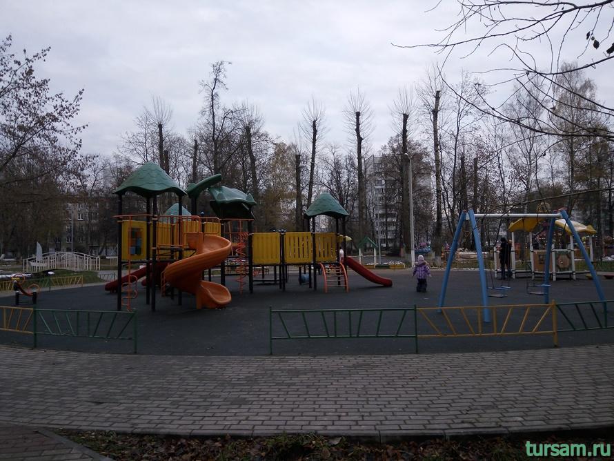 Парк Костино в Королеве-2