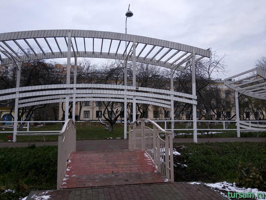 Парк Костино в Королеве-3