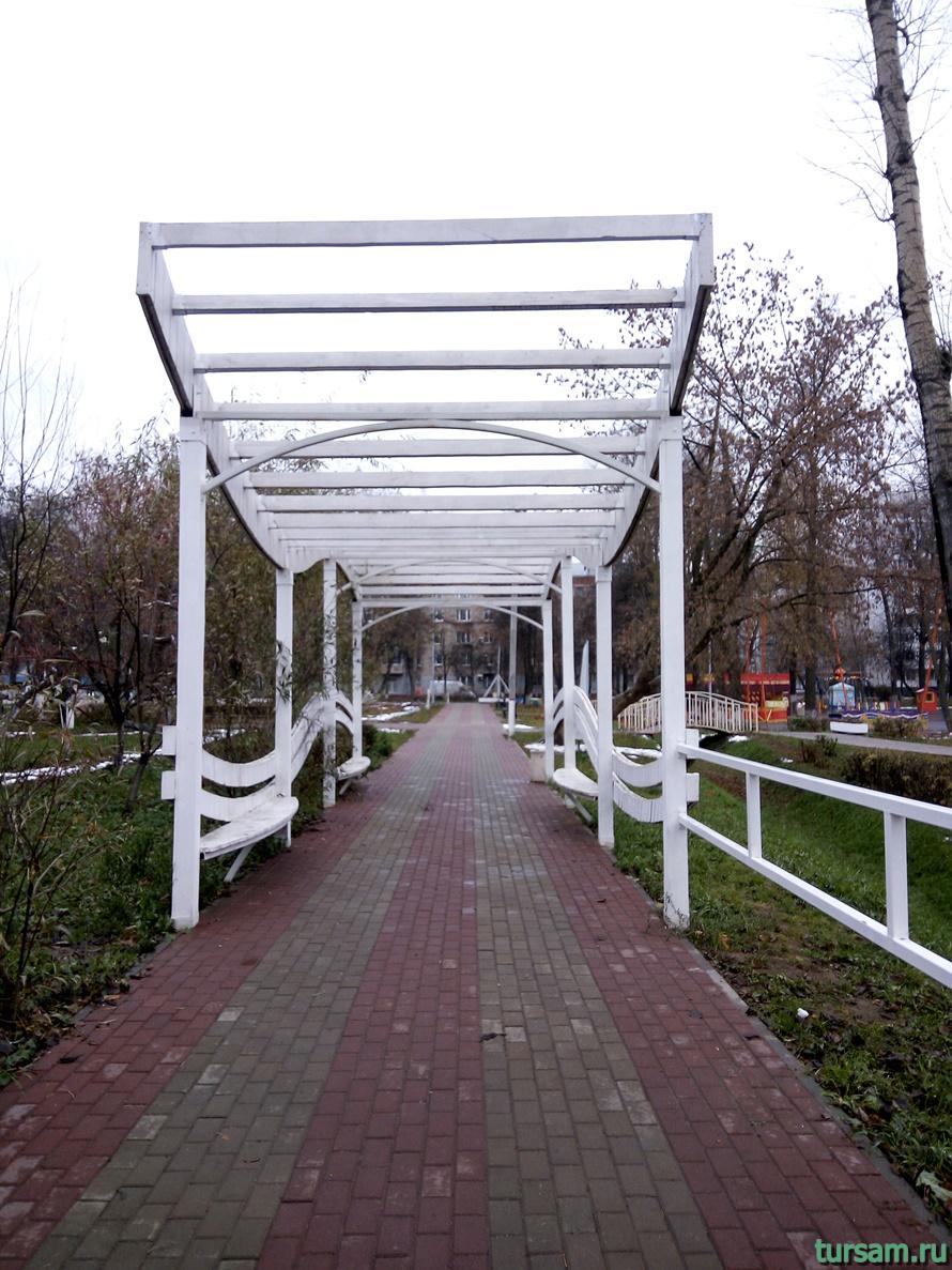 Парк Костино в Королеве-4