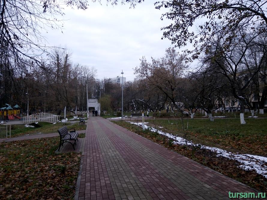 Парк Костино в Королеве-6