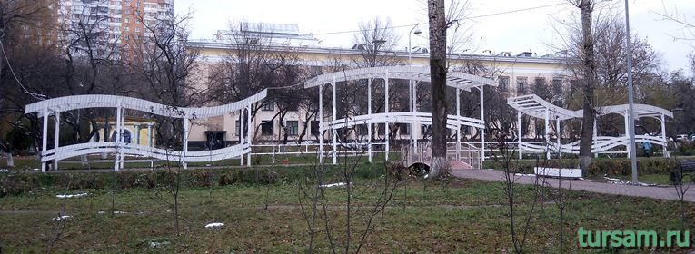Парк Костино в Королеве