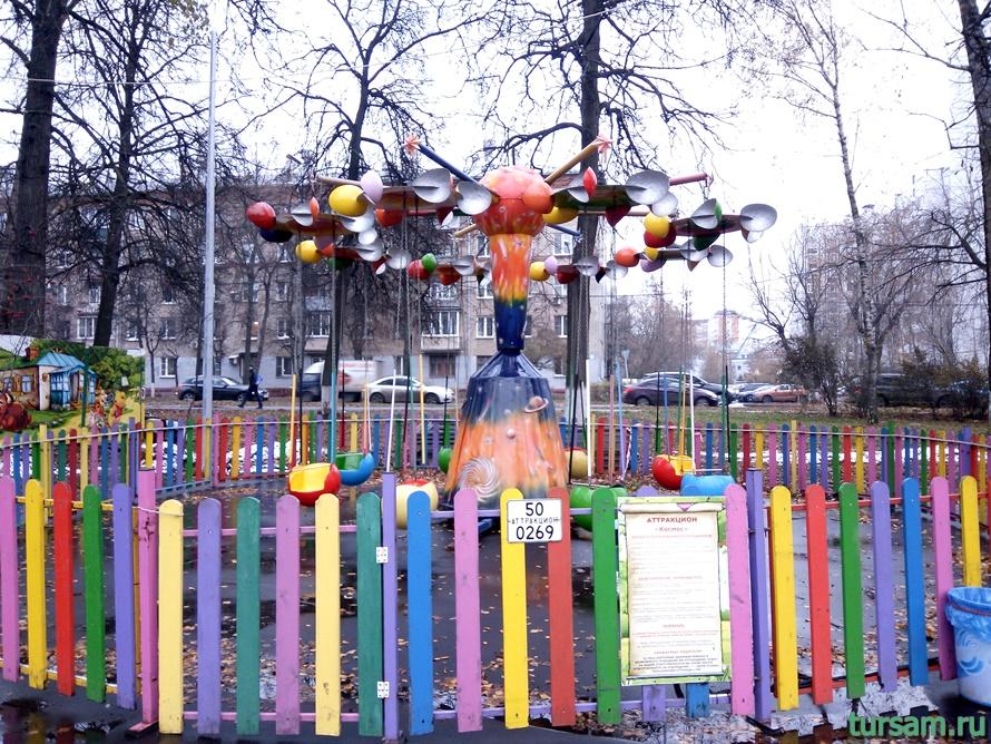 Парк Костино в Королеве-8