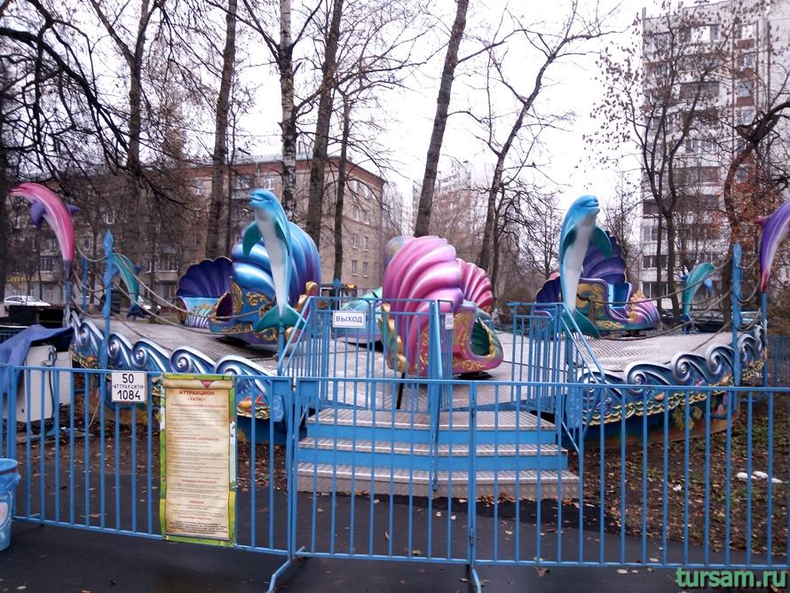 Парк Костино в Королеве-9