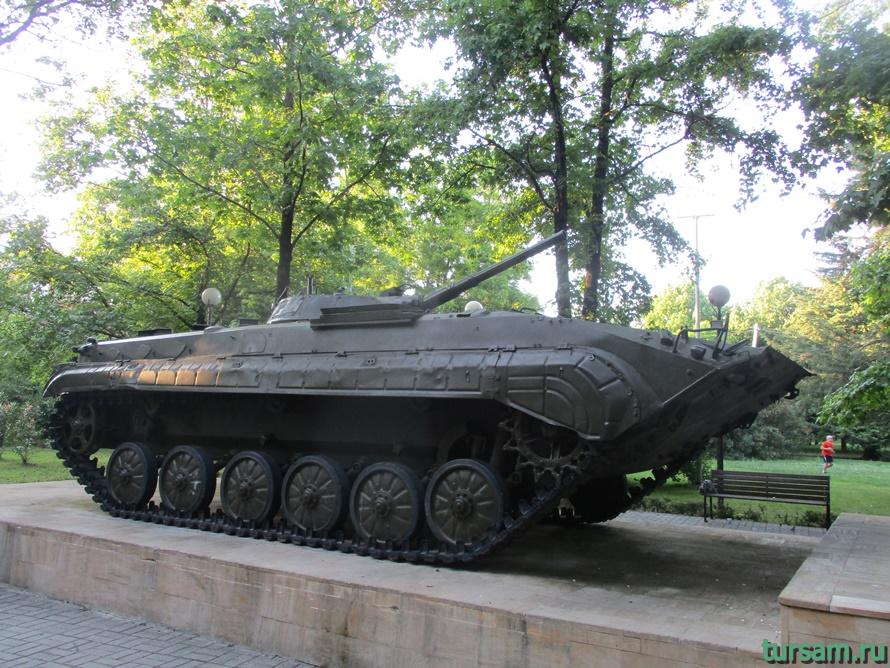Парк Победы в Адлере-4