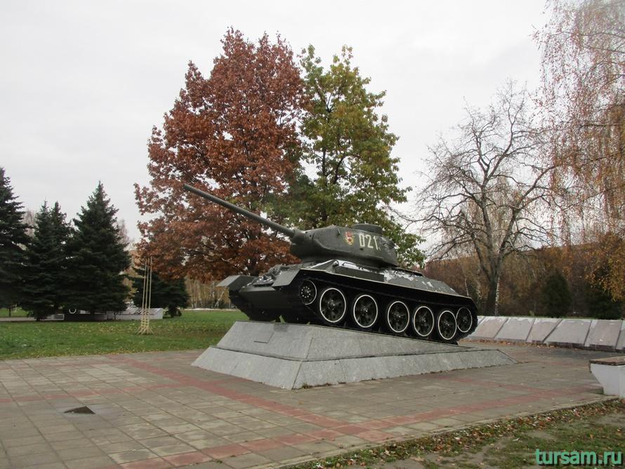 Парк Победы в Королеве-2